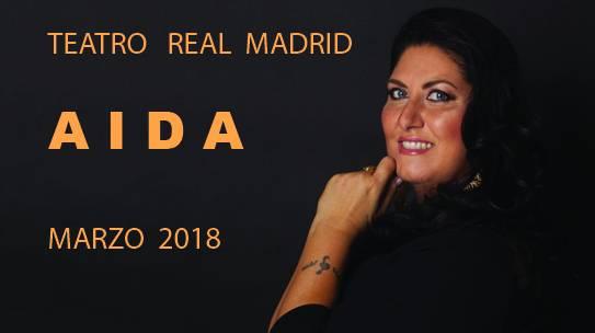 AIDA/TEATRO REAL / 8,11,14,17,21,24 MARZO