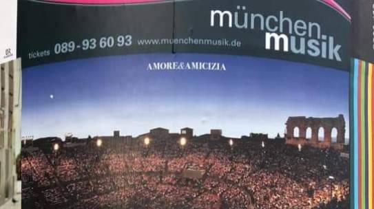 Amore & Amicizia: Arena di Verona visits Munich