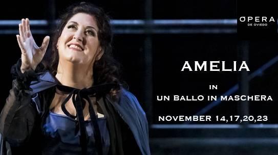 Amelia/Un Ballo in maschera/G.Verdi/Anna Pirozzi