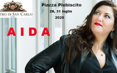 Aida - Napoli - Plebiscito Square