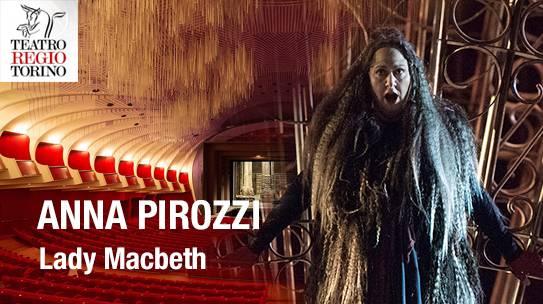 """Lady Macbeth / """"Macbeth"""" – Teatro Regio di Torino – 21/25/28/30 Giugno 2017"""