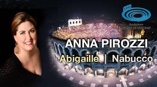 "Abigaille / ""Nabucco""-Giuseppe Verdi- Arena di Verona – 4,9,12 Agosto 2017"