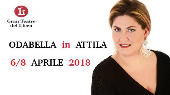 ODABELLA/ATTILA/6,8/4/2018/LICEU/BARCELLONA