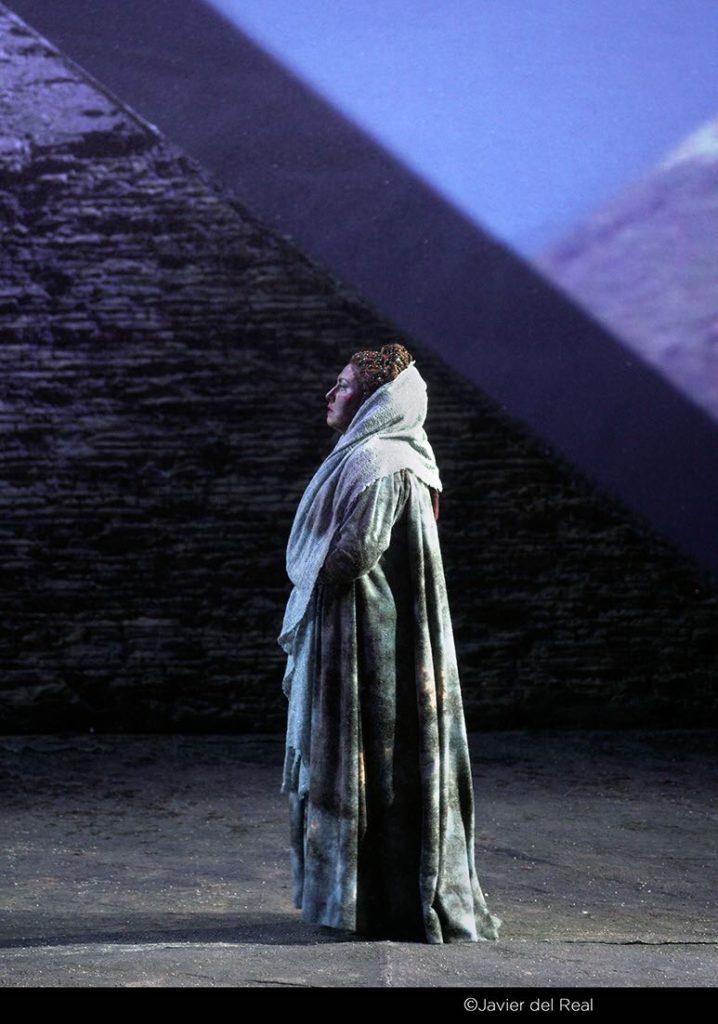 ANNA PIROZZI/ AIDA / TEATRO REAL MADRID