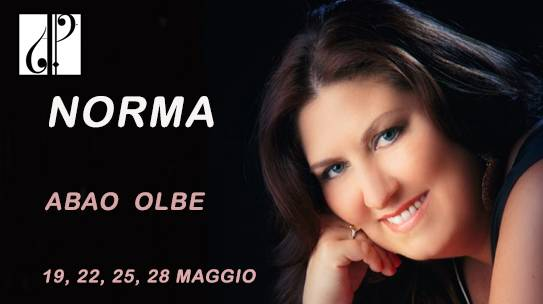 ANNA PIROZZI / NORMA / ABAO OLBE