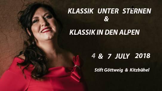ANNA PIROZZI/ STIFT GÖTTWIG E KITZBÜHEL/AUSTRIA