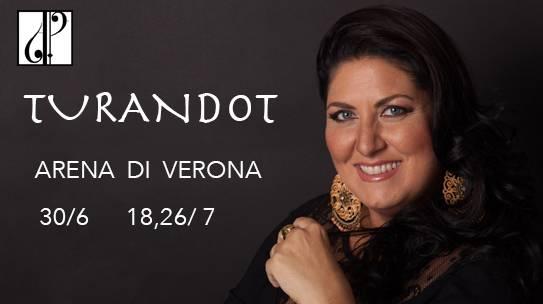 ANNA PIROZZI/ TURANDOT/ ARENA DI VERONA