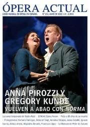 Anna Pirozzi/ Opera Actual/ Copertina 30.04.2018