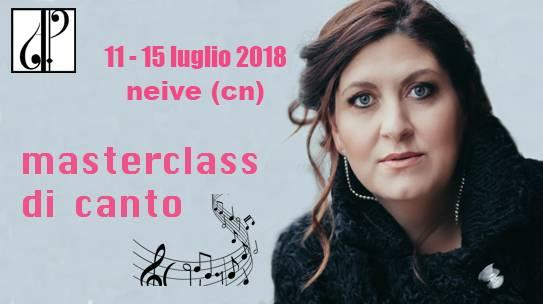 ANNA PIROZZI/ MASTERCLASS/ NEIVE (CN)