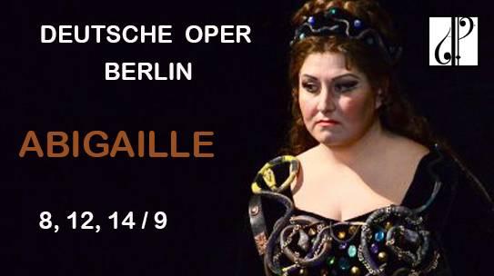 ANNA PIROZZI / ABIGAILLE / BERLIN
