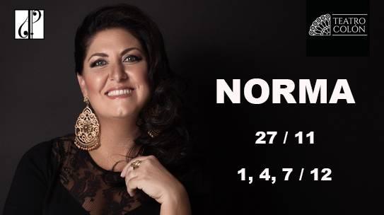 ANNA PIROZZI/NORMA/TEATRO COLON
