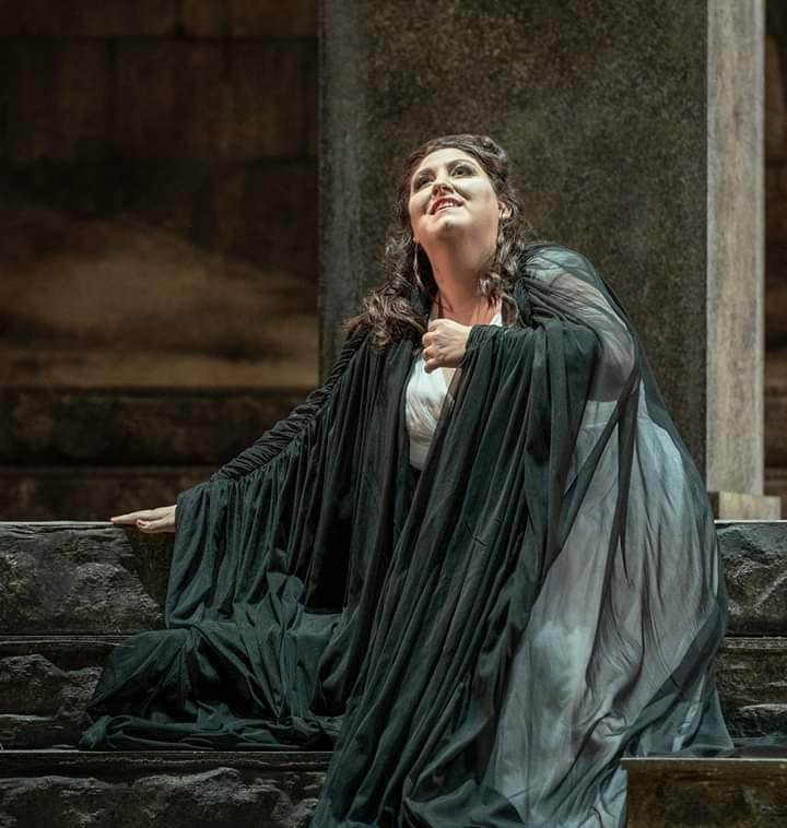 Anna Pirozzi/NORMA/Teatro COLÓN