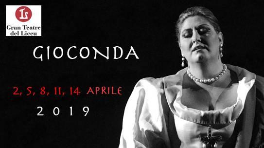 ANNA PIROZZI/GIOCONDA/TEATRO DEL LICEU