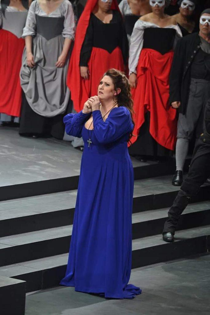 Anna Pirozzi/La Gioconda/Liceu