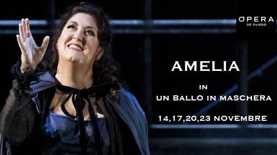 Giuseppe Verdi/ Un Ballo in maschera/Amelia