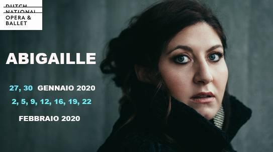 ANNA PIROZZI/ABIGAILLE/AMSTERDAM