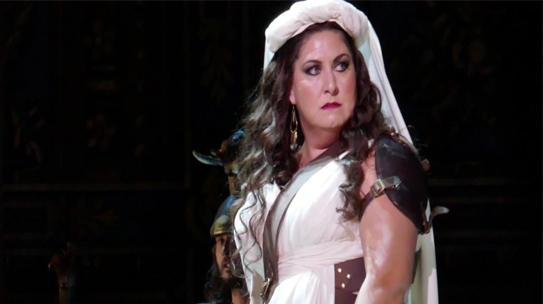 Anna Pirozzi/Abigaille/Palau de Les Arts/Valencia