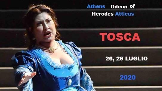 Anna Pirozzi/TOSCA/Odeon Herodes Atticus