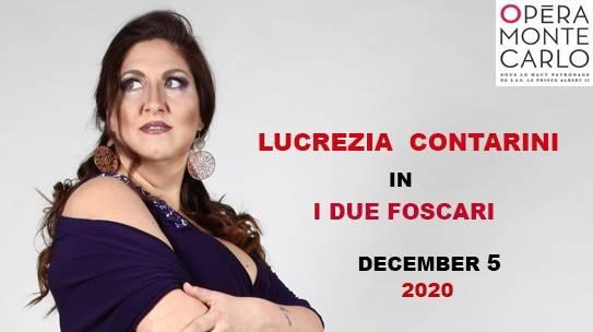 ANNA PIROZZI/ LUCREZIA CONTARINI/I DUE FOSCARI