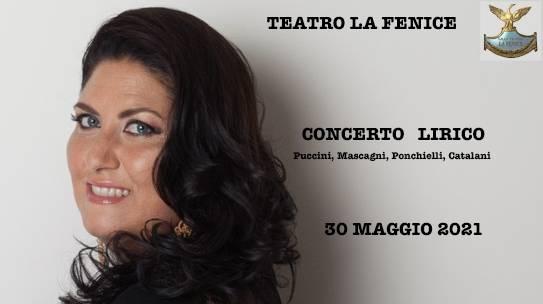 ANNA PIROZZI/TEATRO LA FENICE/CONCERTO LIRICO