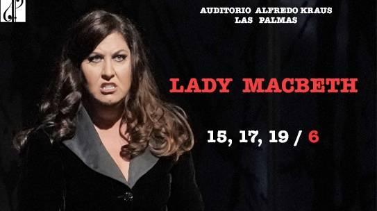 ANNA PIROZZI/LADY MACBETH/LAS PALMAS