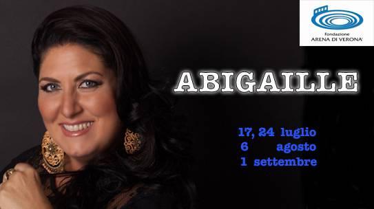 ANNA PIROZZI/ABIGAILLE/ARENA DI VERONA